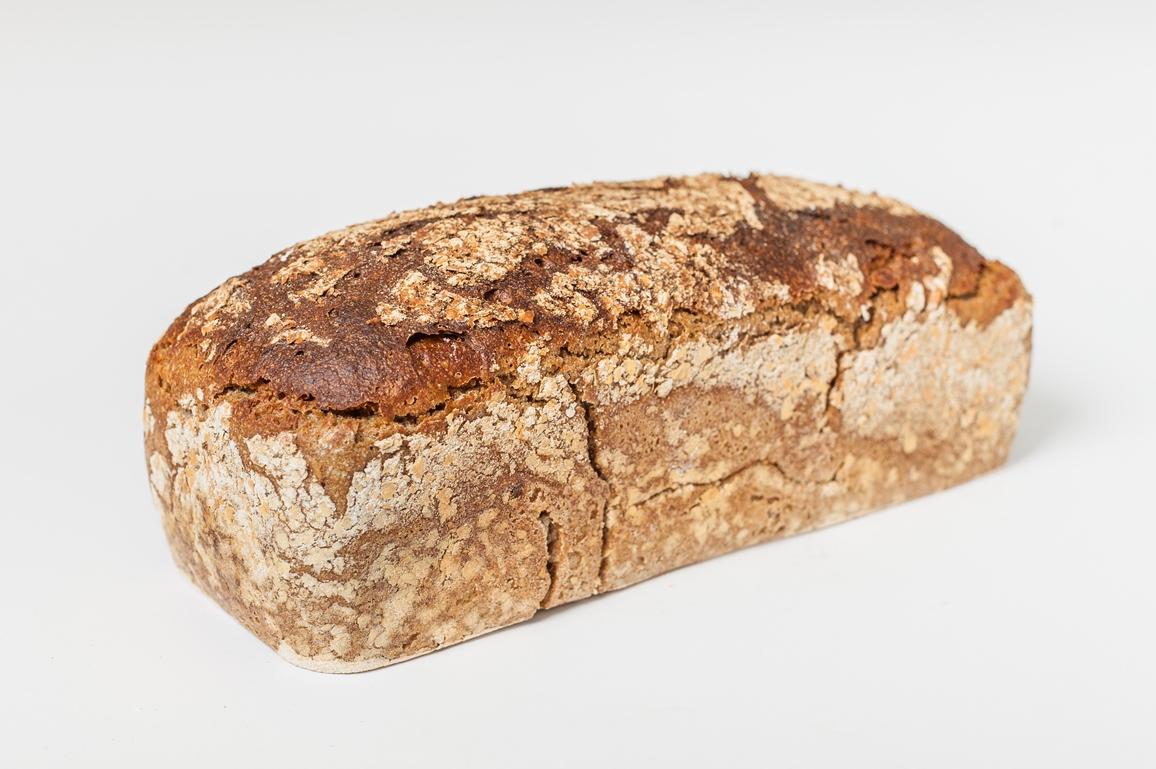 לחם מחמצת שיפון רוסי